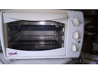Portable Electric table top oven and hobs