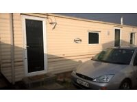 2 bedroom static mobile home to rent
