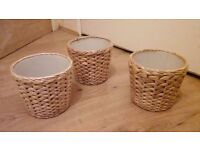 4 plant pots FRIDFUL (ikea) looking for new home