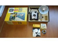 Kodak Brownie Twin 20 Camera Outfit ( Boxed )