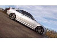 BMW e46 330ci Coupe LCI M sport