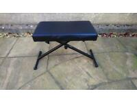 Keyboard/piano bench/stool