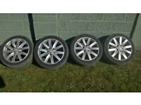 vw alloys for sale 5x112 R17