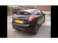 2016 Ford Fiesta ST -3 Black Low Mileage excellent car