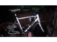Cube RFR Race Peloton Mens Bike. Near To New Condition.