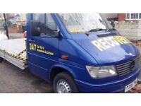 Recovery Truck Mercedes Sprinter for sale