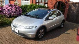 2006 Honda Civic 1.8 – rare full panoramic sunroof model - Welling Kent