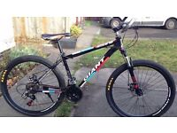 "Amazing 2016 Giant Atx Mountain bike ""NEW"" boxed 26""1.95 Medium Size Aluminum Alloy"