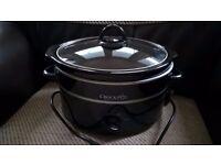 Crock Pot - original slow cooker (used only once) for sale