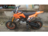 50 cc dirt bike make orion