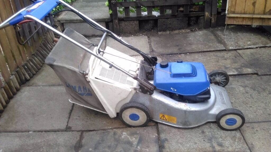 petrol lawnmower YAMAHA YLM