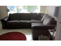 Amazing corner sofa.