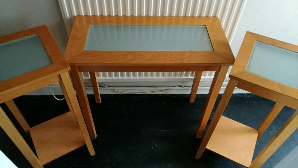 End Tables Display