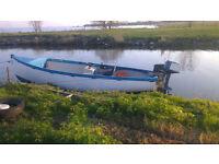 18 FT fishing boat