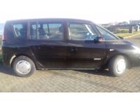 ##PRICE DROP## £850 ONO RENAULT ESPACE 7 SEATER FAMILY CAR 2L PETROL