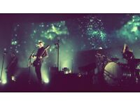 SIGUR ROS - STALLS ROW U - EVENTIM APOLLO - THURS 21/09!