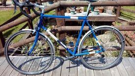 Touring bike 60cm