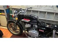 CZ 250 Twin 1984 owned from new