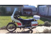 Honda CD250U Ex Hampshire Constabulary