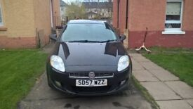 fiat bravo 1.4 t-jet 2007 OPEN TO OFFERS