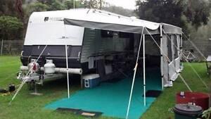FULL CARAVAN ANNEX 5.3 metres with Clear PVC windows Murwillumbah Tweed Heads Area Preview