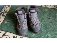 Trekking Boots size 7UK