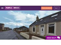 4 Bed Semi Detached House with Sea Views in Fife £140k
