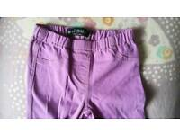 Girls Mini Boden size 5 years jegging