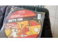 Chase & Status. Duppy man/Top Shotta Picture disc drum and bass