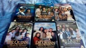 Dr Quinn Medicine Woman DVD's