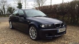 BMW 320d Sport auto diesel '54 plate MOT March 2018
