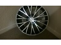 """Brand new 18 """" alloys ford / jap multifit"""