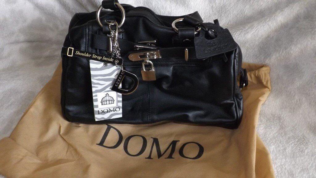 Domo Handbag Bnwt