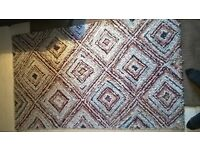 Rug from TX Maxx - pet free home