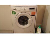 BUSH washing machine WMNSN612W 6KG 1200 Spin just as new