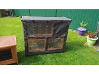 Large and xl Bunny hutches for sale
