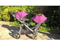 Baby Jogger City Select - Twin Pushchair