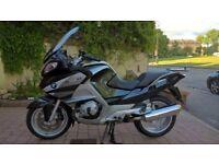 2011 BMW R1200RT Grey/Silver R1200 RT R 1200 RT