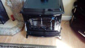 stove log burner multi fuel