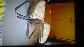 60s retro table and chairs