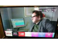 "Blaupunkt 48"" smart led tv with freeview full HD"