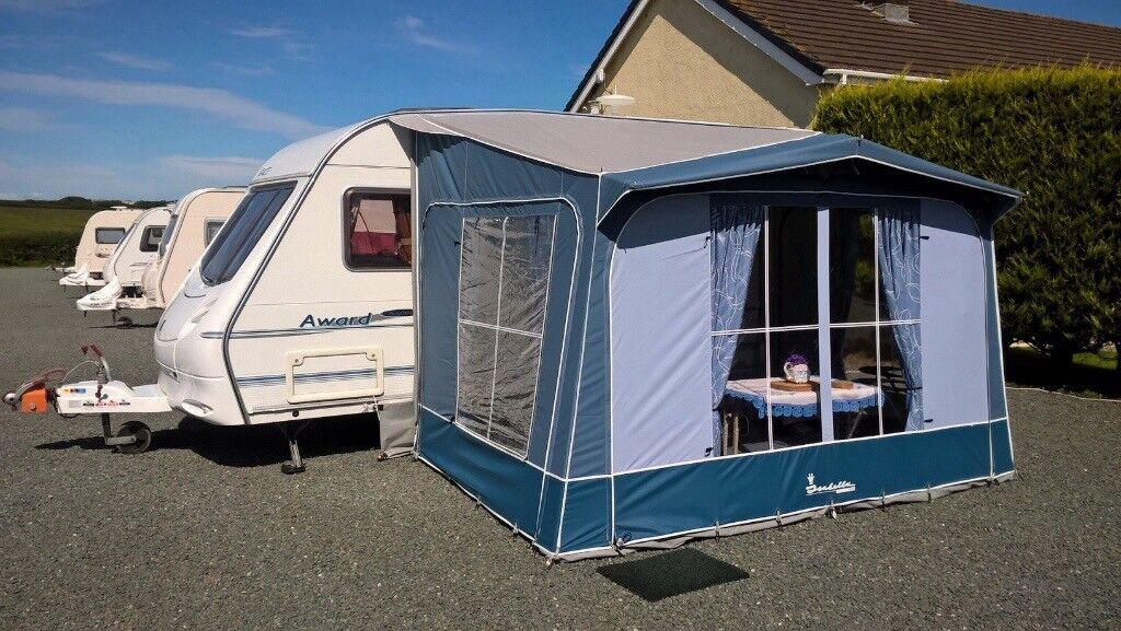 Ventura Marlin Caravan Porch Awning Manufactured by ...