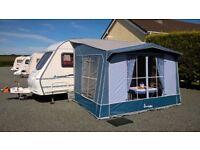 Porch awning | Campervan & Caravan Parts for Sale - Gumtree