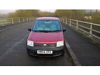 Red Fiat Panda - One Previous Owner - £800.00