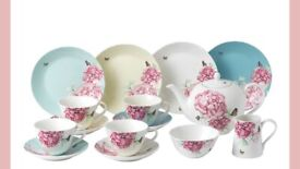 Amazing Royal Albert tea set