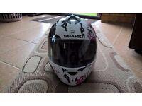 SHARK S600 Seasons motorcycle helmet M