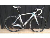 Giant TCR Comp Carbon road bike 105 medium