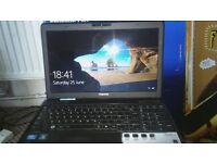 A nice Toshiba laptop