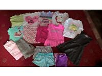 Girls clothes bundle 8-9 years