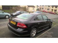 Saab 93 TID year 2006 leather interior, in good condition.